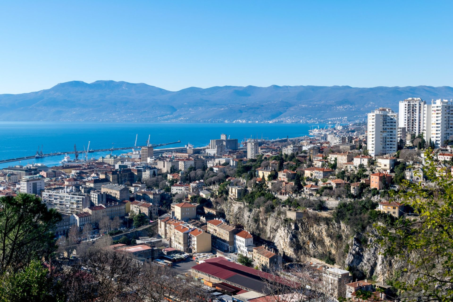 Wassertemperatur Rijeka