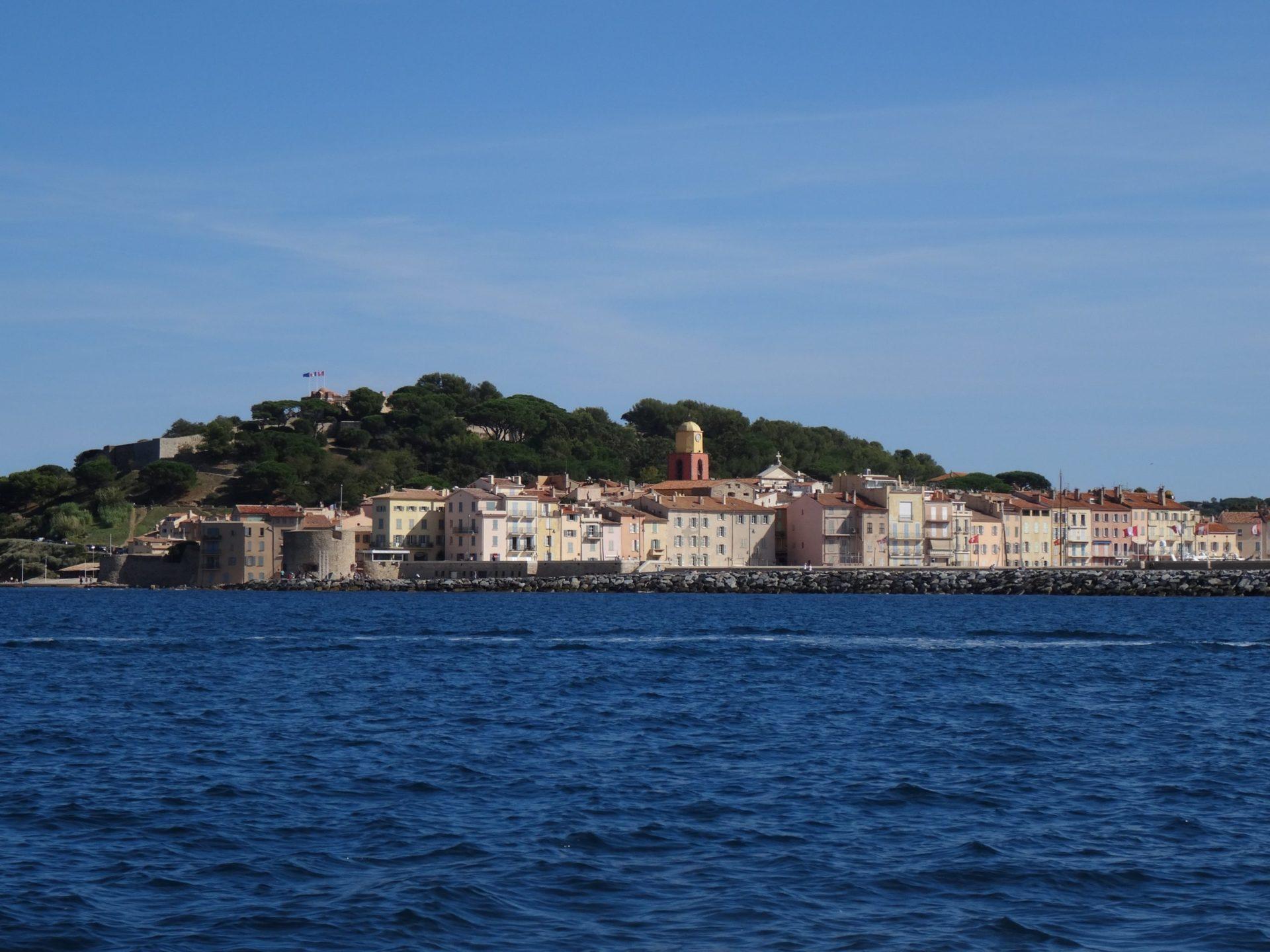Wassertemperatur Saint Tropez