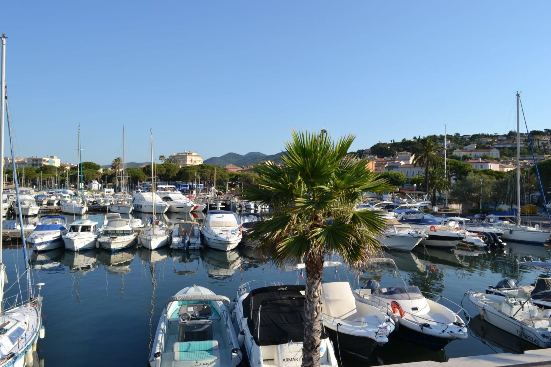 Wassertemperatur Sainte-Maxime
