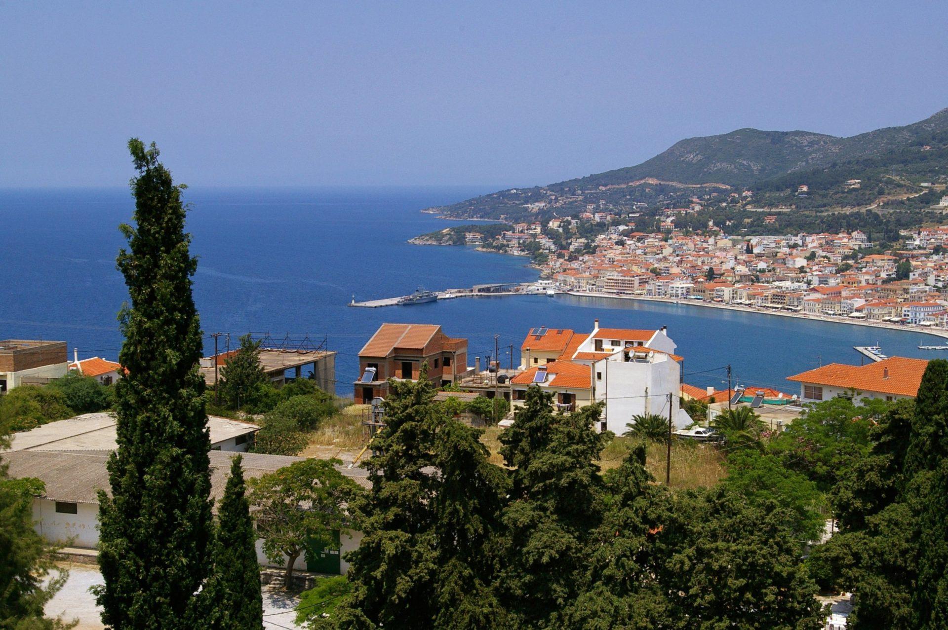 Wassertemperatur Samos