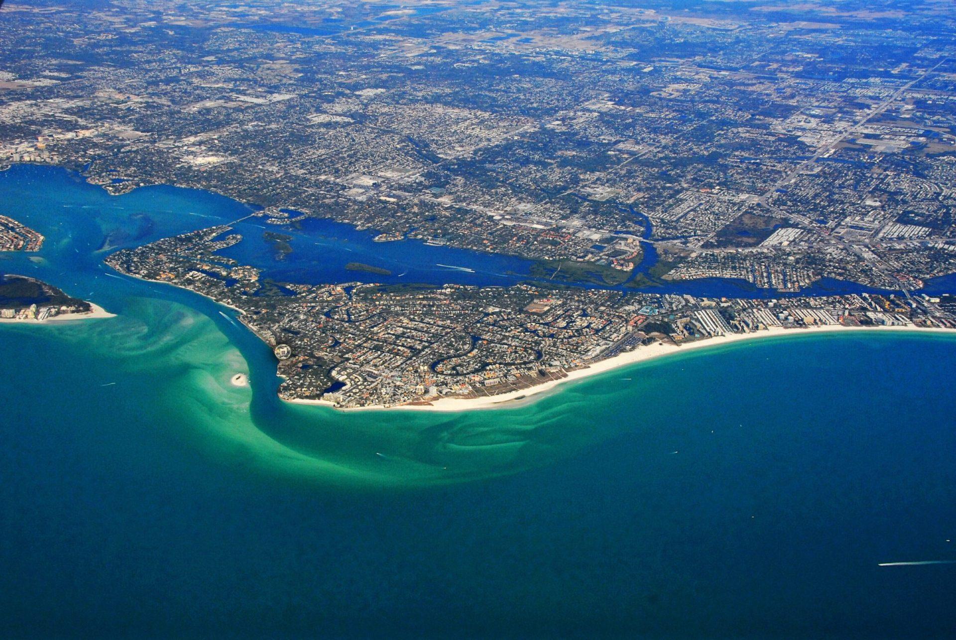Wassertemperatur Sarasota