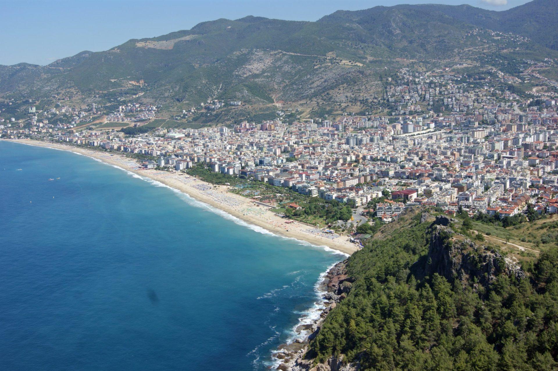 Wassertemperatur Türkische Riviera