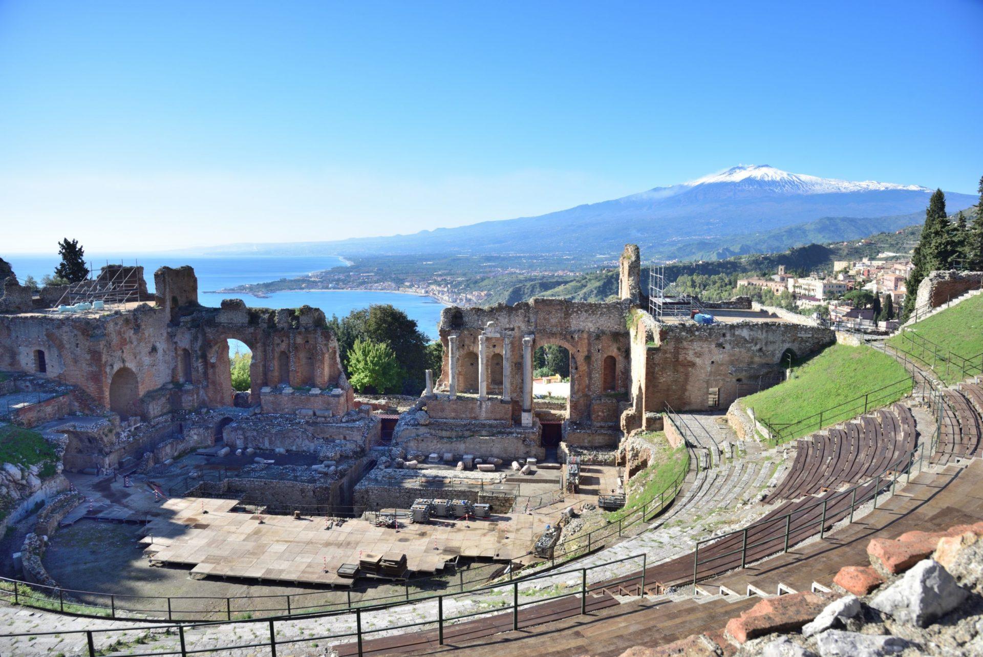 Wassertemperatur Taormina