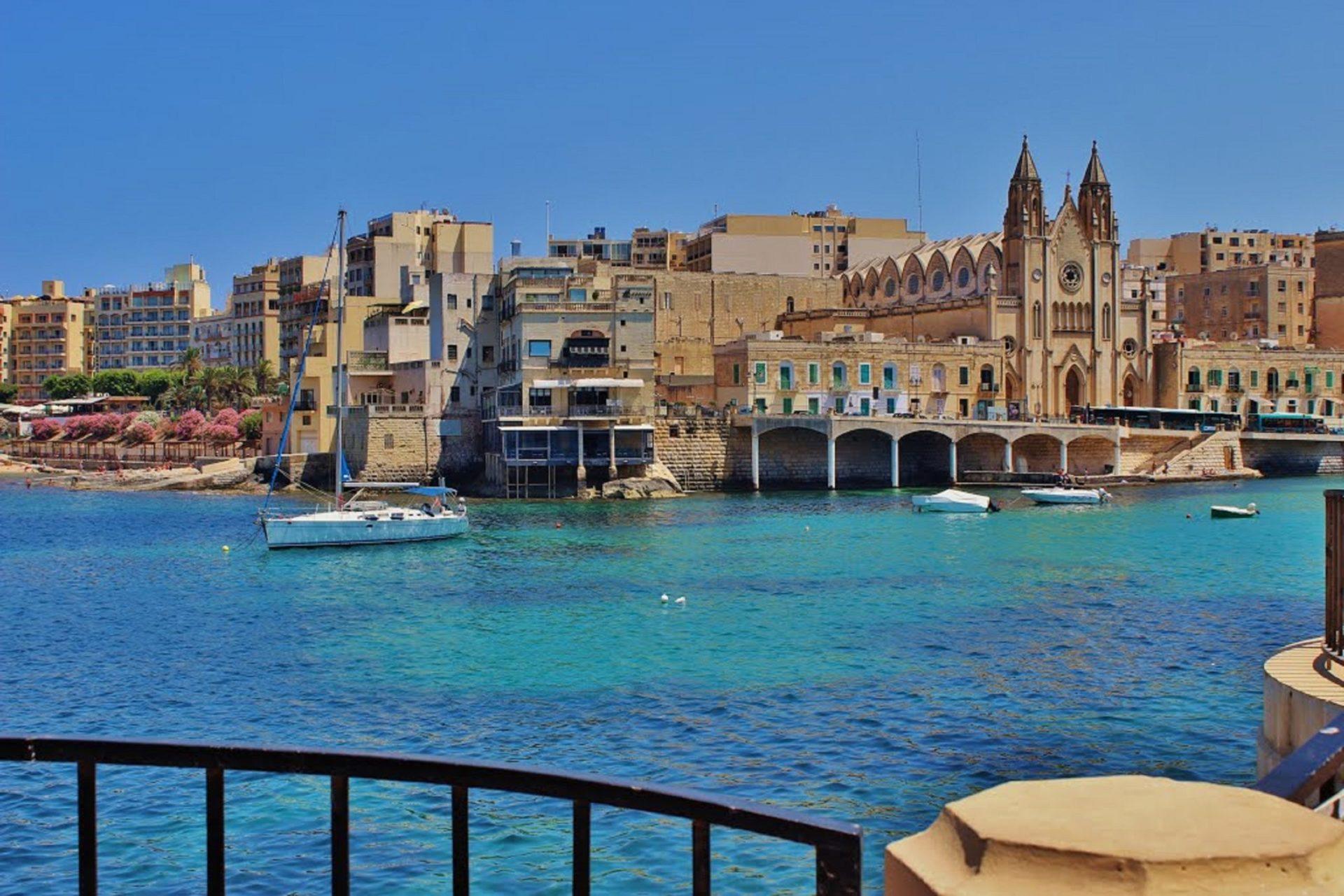 Wassertemperatur Valletta