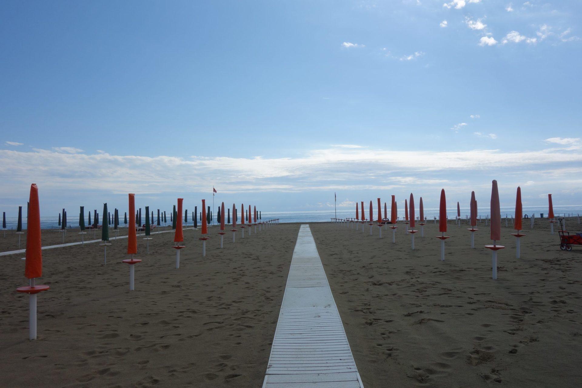 Wassertemperatur Viareggio
