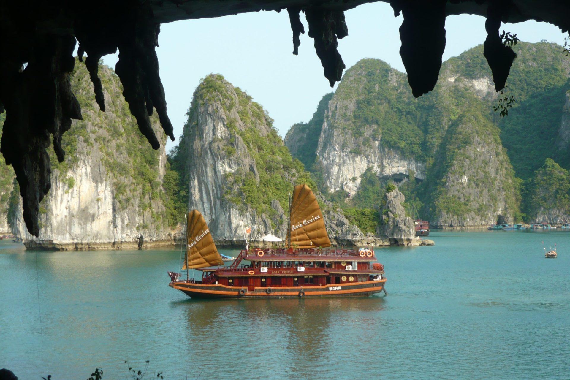 Wassertemperatur Vietnam
